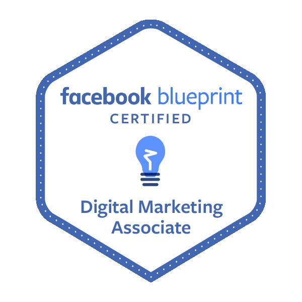 Facebook Blueprint Certified Digital Marketing Associate - Christian Lisby